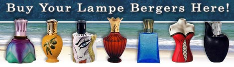 Buy Your Lampe Bergers Here!